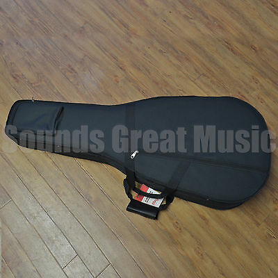Semi Hard Case to Fit Dreadnought Acoustic Guitar Brand New