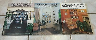 Lot Of 3 Collectibles: Market Guide & Price Index | 1983 1985 1986