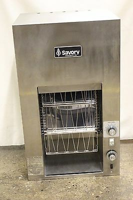 Merco Savory Vertical Conveyor Toaster, Model C-20VS, New