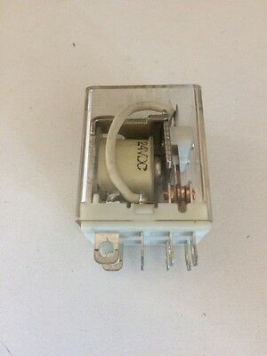 Guardian Electric A410-365372-13 24VDC Coil Relay