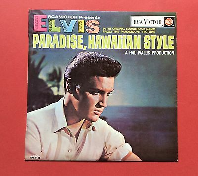 Elvis Presley-One Of The Toughest Of The New Zealand Eps To Find-Awesome