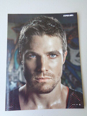 Stephen Amell                  Picture  (FTG63)