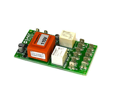 Replacement Controller Board for Munters/Sial Heater - 20470065