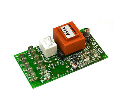 Replacement Control Board for Munters/Sial Heater - 20470051