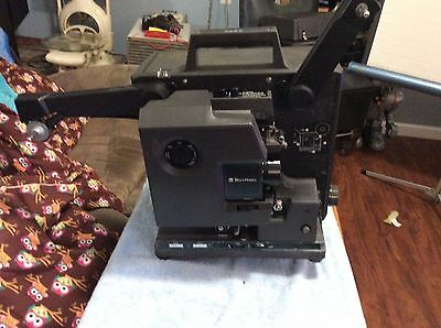 Vintage  16mm Movie Projector Bell and Howell Filmosound 2585 Sound Auto-load