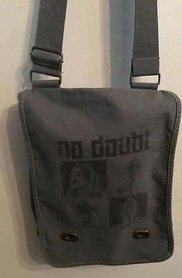 Rare !!! no doubt push and shove VIP canvas bag Hard To Find