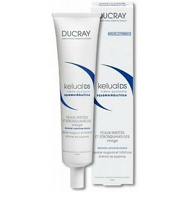 DUCRAY KELUAL DS 40ml SQUAMO REDUCING ANTI RECURRENCE SOOTHING CREAM