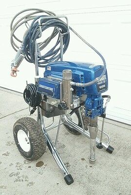 Graco Ultimate Mx Ii 1095, Electric Airless Paint Sprayer