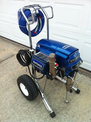 New, Graco Ultra Max Ii 1095 , Electric Airless Paint Sprayer,standard