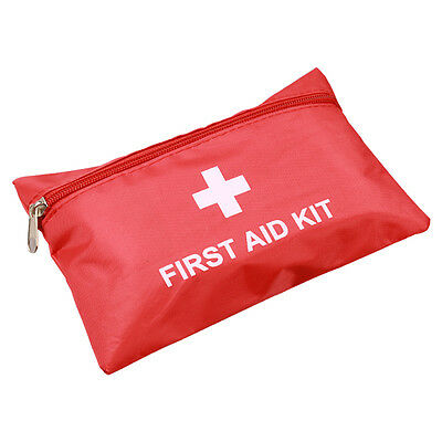 FIRST AID KIT Emergency Survival Treatment Sports Outdoor Travel Medical Bag