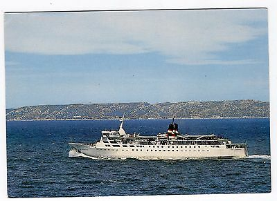 Carte Postale - Paquebot Car-Ferry Fred Scamaroni / 1