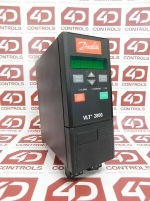 Danfoss 195N1015 Variable Speed Drive 1.9AMP 3PH 380-480VAC 50/60HZ - Used