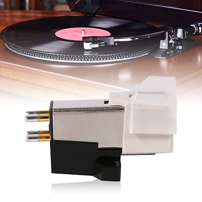 Turntable Cartridge Stylus Phono Needle for Vinyl Records Player Moving Magnet