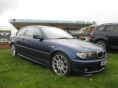 Bmw E46 3 Series Boot Badge 330Ci M Sport Coupe 1999-2006 Breaking