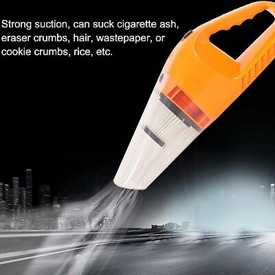12V Car Home Travel Portable Handheld Vacuum Cleaner High Power Auto Hoover New