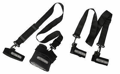 SAVAGE GEAR Rod Carry All Suspender belt M/L Fishing band Strap for Fishing rods