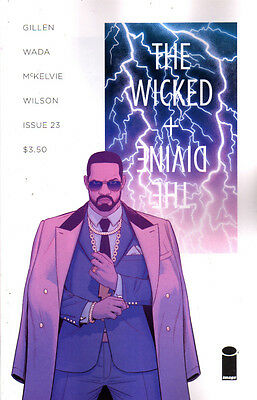 THE WICKED + THE DIVINE #23 - Cover A - New Bagged