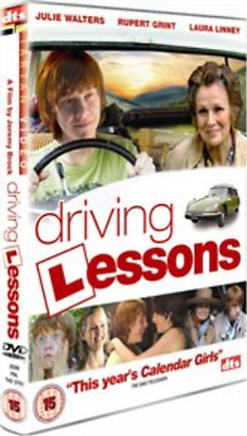 Rupert Grint, Julie Walters-Driving Lessons  DVD NUEVO