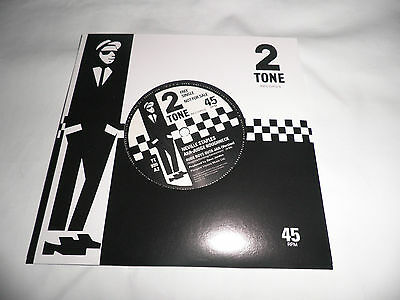 """roddy radiation & the specials braggin & trying reissue two tone new ska new 7"""""""
