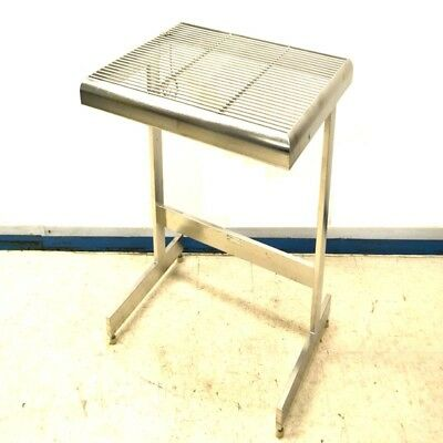 """NTA Industries 1133C1 35""""L x 29""""W x 36""""H UltraClean Stainless Steel Table"""