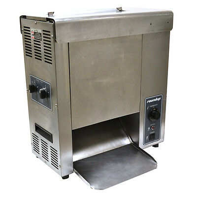 AJ Antunes Roundup VCT-25CV Vertical Contact 208-240VAC Conveyor Toaster 9200626