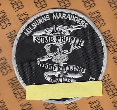 A Co 1st Bn 1st Special Forces Group Airborne ODA-1113 Foreign Deployment patch