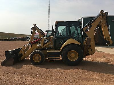 2012 Cat 420F IT Backhoe Loader