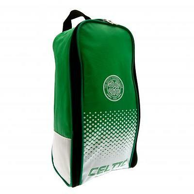 Celtic FC Boot Bag Fade Shoe Green Fun New Official Licensed Football Product