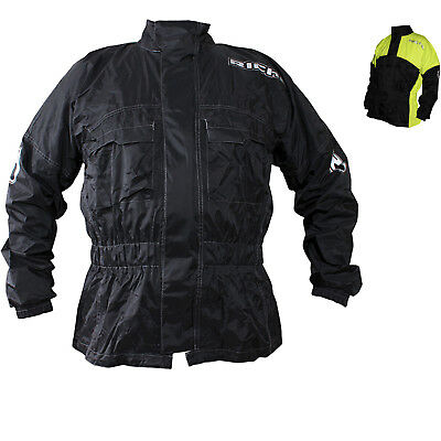 Richa Rain Warrior 100% Waterproof Motorcycle Scooter Bike Over Jacket Top