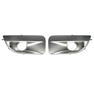 OEM 2005 Subaru Impreza Front LEFT & RIGHT Bumper Fog Light Bezel Set 48W NEW