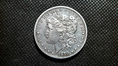 1879-S Morgan Silver Dollar Coin