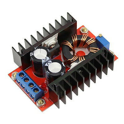 Step-up Module Power Supply Boost Converter 150W DC to DC 10-32V to 12-35V 6A