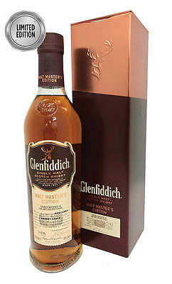 Glenfiddich Malt Master's Edition Single Malt Scotch Whisky 700ml  (Boxed)