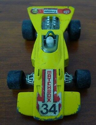 Matchbox Speed Kings Made in England by Lesney,Thunderclap,Number K-34,Made 1971