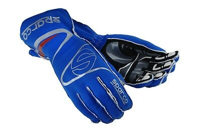 Sparco Arrow K Karting Glove Blue Size 9 Small