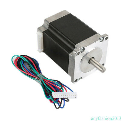 Schrittmotor Stepper Motor Nema 23 1.8°4-wires 76mm 3A 270oz-in1.8Nm Bipolar RL8