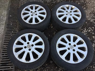 "Vauxhall Astra XSI mk4 16"" alloy wheels and tyres"