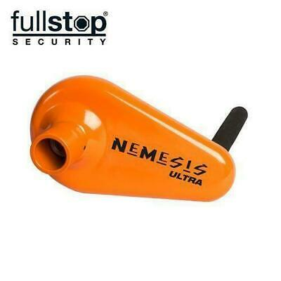 Nemesis Ultra Caravan Wheel Clamp Lock – High Security – By Purpleline