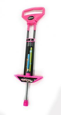 Elektra Pink Pogo 91cm Jump Stick Childrens Kids Outdoor Bounce Toy