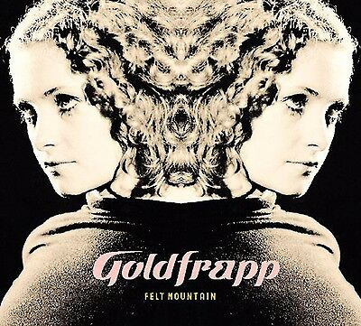 Goldfrapp - Felt Mountain (White Vinyl,180G+)  Vinyl Lp + New
