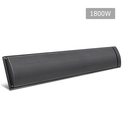 Radiant Wall & Ceiling Mount Panel Heater 1800W