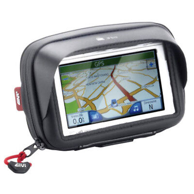 "Givi S954 5"" Gps Satnav Quick Release Handlebar Mounted Motorcycle Phone Holder"