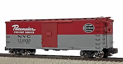 MTH S Scale 40' Rebuilt Steel Boxcar - New York Central NYC #174995