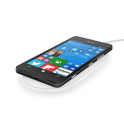 Wireless Charger DT-904 For QI enabled Microsoft Phones - White
