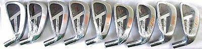 John Daly Jc-2 Golf Club Iron Heads  3-SW Complete Set 9 Heads New