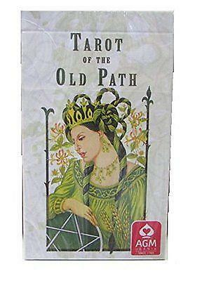 TAROT OF THE OLD PATH. Witchcraft Wicca Sacred Feminine BRAND NEW AND SEALED