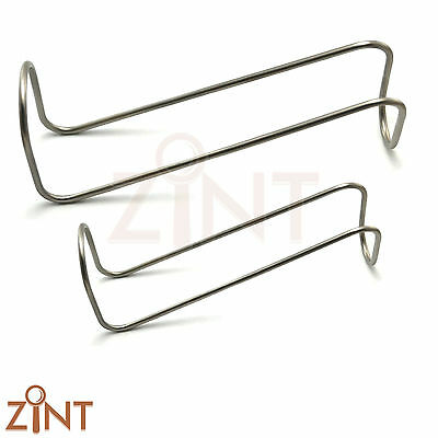 Dental Sternberg Mouth Cheek Wire Lip Retractors Dentistry Teeth Double Side Gag