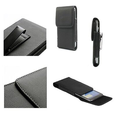 SALES for SAMSUNG GALAXY S II I9100 Case Metal Belt Clip  Synthetic Leather  ...