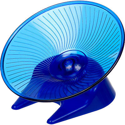 Ware Manufacturing Flying Saucer Exercise Wheel Spinner for Small Animals 5 inch