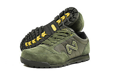 Navitas Xt1 Trainers - Green - Black / Camo - All The Sizes